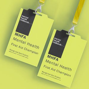 half day mental health refresher course by MHFA