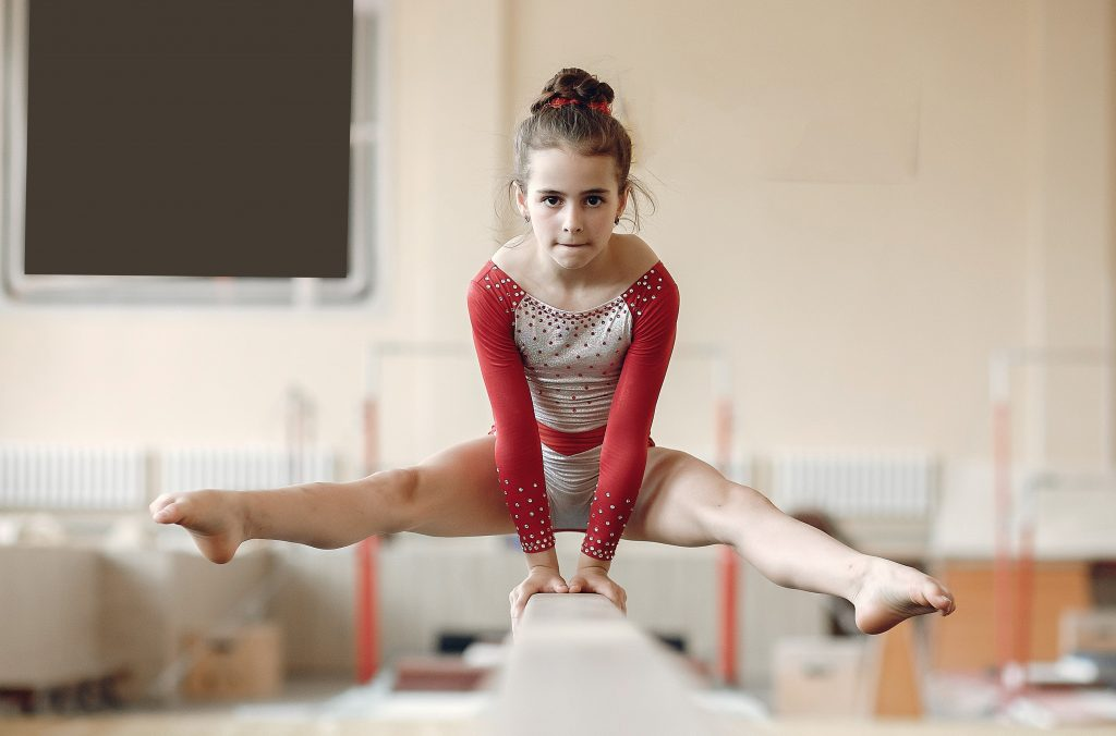 Gymnast's mental health