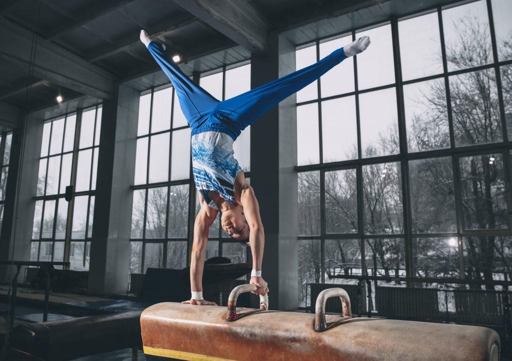 Mental health in gymnastics