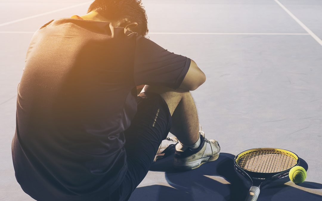 Sport's Disastrous Effect on Mental Health